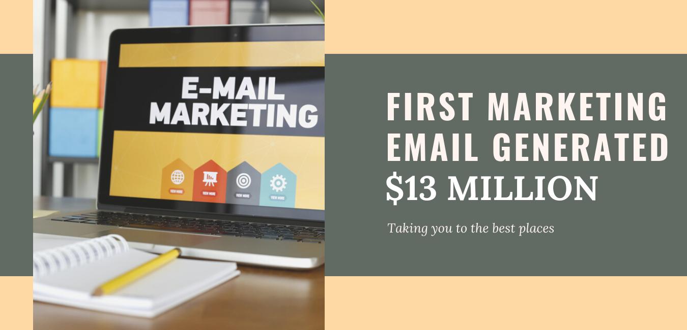 email marketing history
